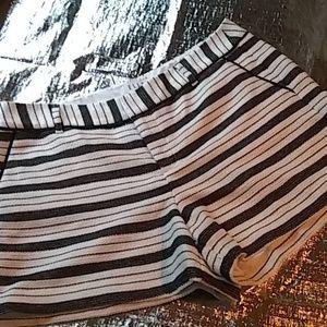 ELLE DRESS SHORTS PLUS SIZE 14 TWEED TYPE FABRIC
